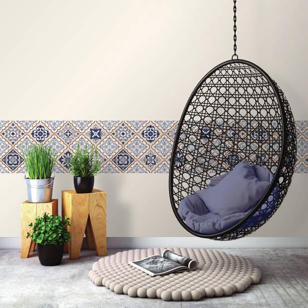 Muursticker RoomMates - Mexican Tile RoomMates