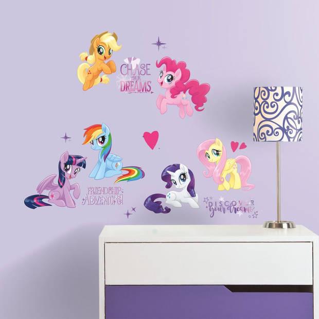 Muursticker My Little Pony RoomMates - Movie My Little Pony