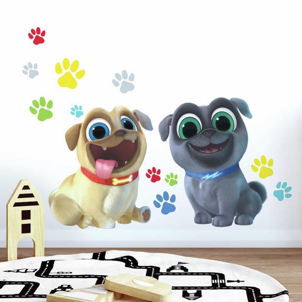 Muursticker Puppy Dog Pals RoomMates
