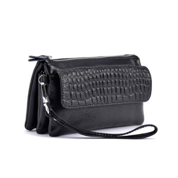 Multifunctionele portemonnee - zwart