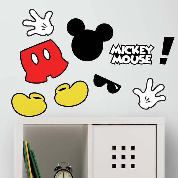Muursticker Mickey Mouse RoomMates Disney Mickey Mouse
