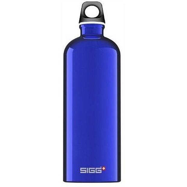 SIGG Classic Traveller 1.0L donkerblauw