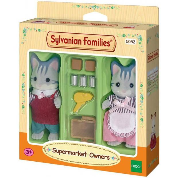 Supermarkteigenaren Sylvanian Families
