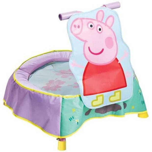 Trampoline Peppa Pig 60x60x56 cm