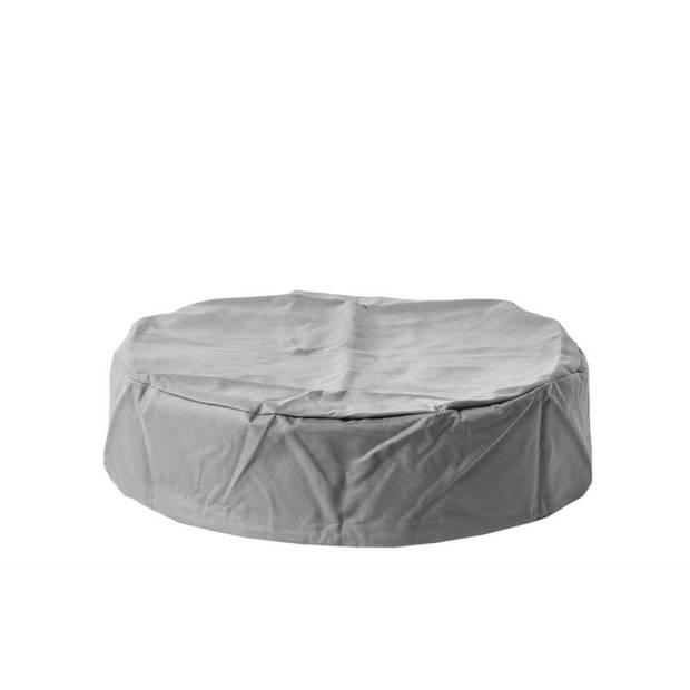Happy Cocooning beschermhoes voor vuurtafel tafelmodel rond 61 x 61 x 15 cm