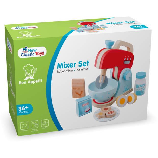 Speelgoed Mixer New Classic Toys 18x10x21 cm