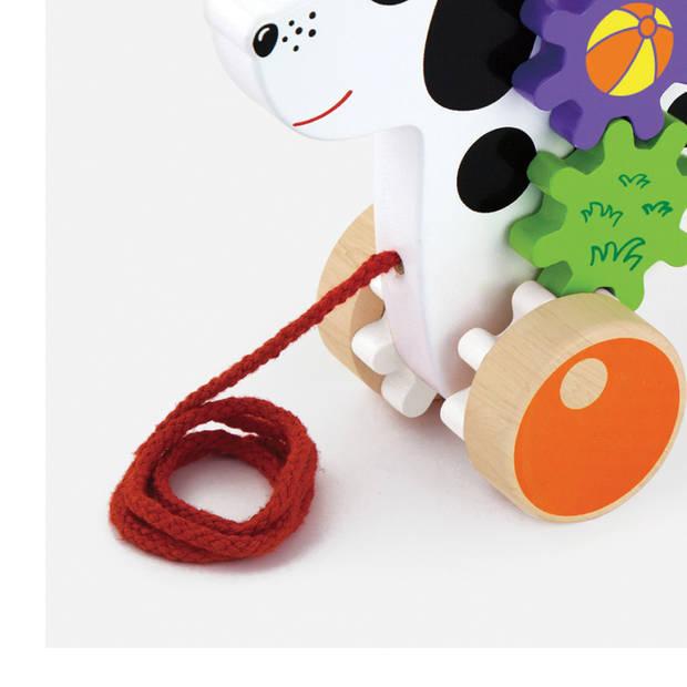 Trekdier New Classic Toys: hond 19x16x5 cm