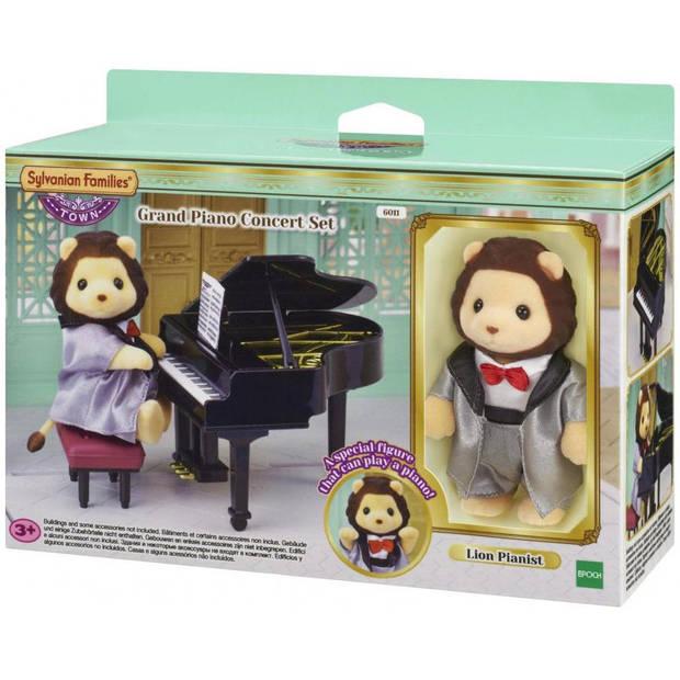 Pianoconcert Sylvanian Families