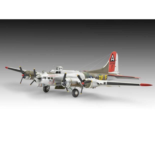 B-17G Flying Fortress Revell - schaal 1 -72 - Bouwpakket Revell Luchtvaart