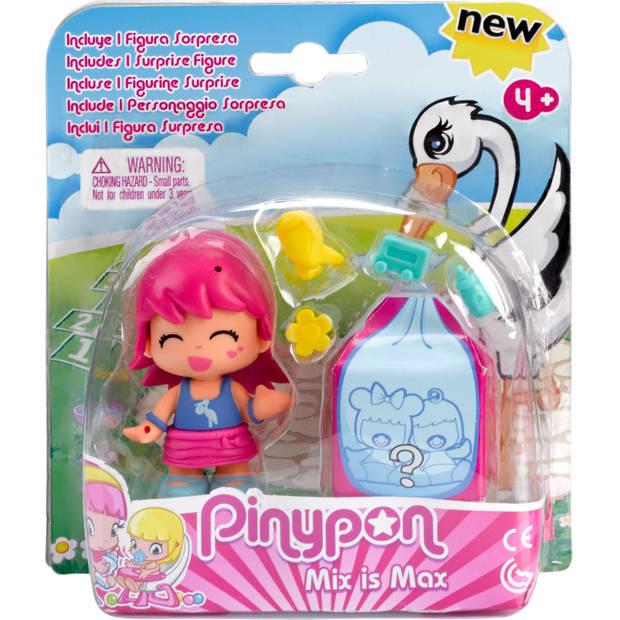 Speelfiguur Pinypon met surprise baby