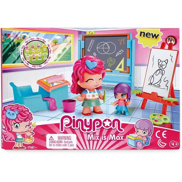 Schilderlessen Pinypon