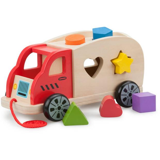 Vormentruck New Classic Toys 25x14x12 cm - Vormenstoof New Classic Toys