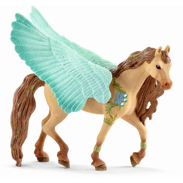 Pegasus stallion Schleich - Speelfiguur Schleich Bayala -70574