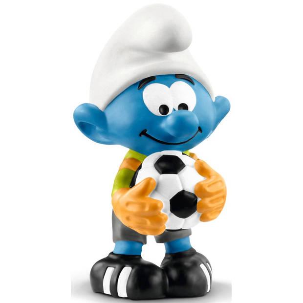 Smurf keeper Schleich - Speelfiguur Schleich Smurfen -20808