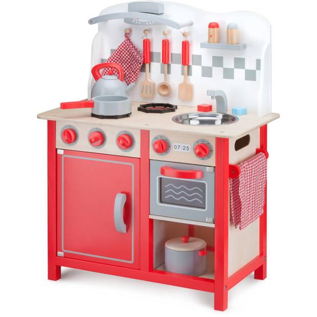 Keukentje New Classic Toys appetit luxe 60x30x78 cm