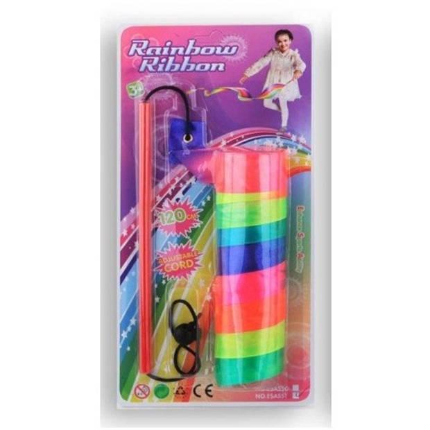 Jonotoys Rainbow ribbon 120 cm