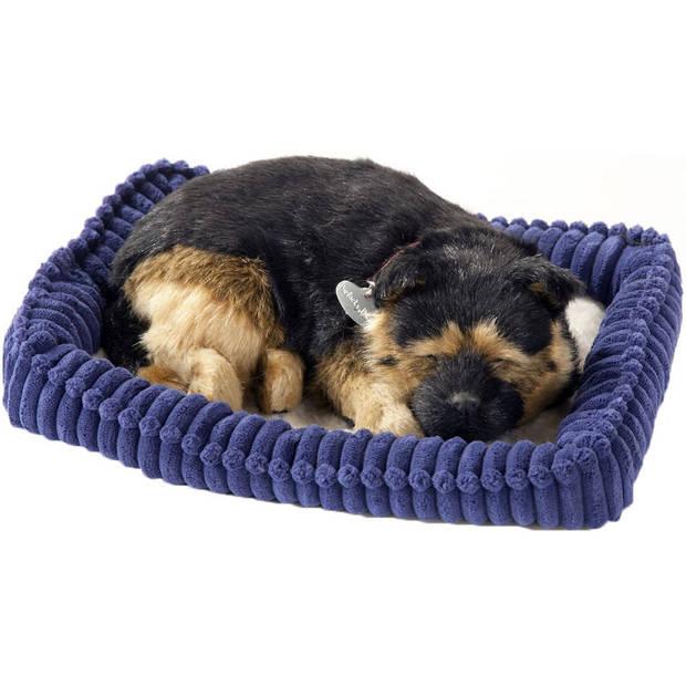 Perfect Petzzz soft Duitse herder - Knuffeldier Perfect Pet