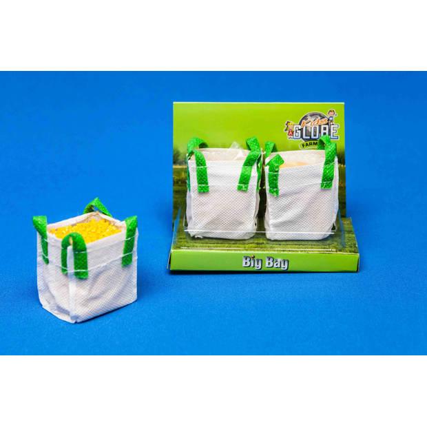 Bag Kids Globe silo vulling 2 stuks - schaal 1 -32 - Speelfiguur Kids Globe