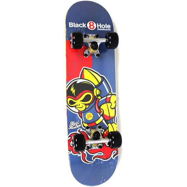 Skateboard Black Hole Move - Monkey 61 cm/ABEC7 - Skateboard Move