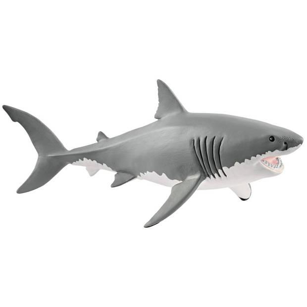 Witte haai Schleich - Speelfiguur Schleich Wild Life -14809