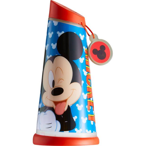 Zak- en nachtlamp Mickey Mouse GoGlow - Speelgoedzaklamp Disney Mickey Mouse