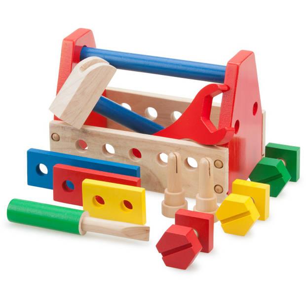 Gereedschapsset New Classic Toys 14x20x12 cm