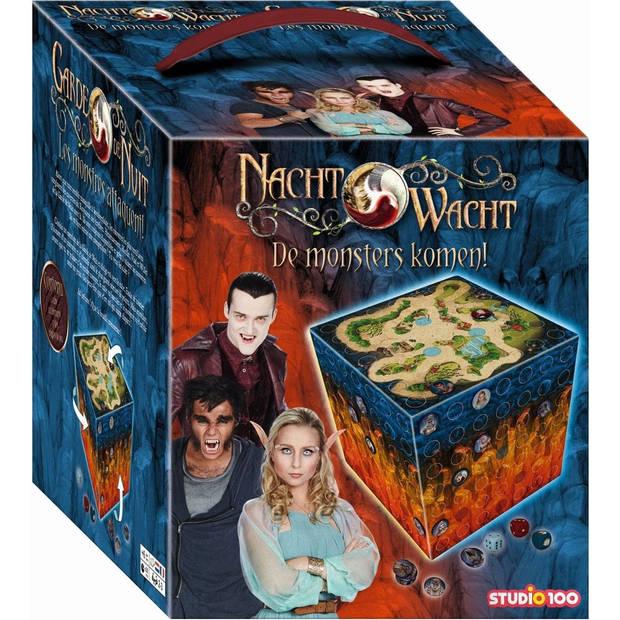 Studio 100 bordspel Nachtwacht - De monsters komen
