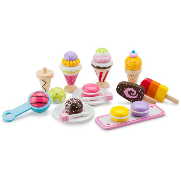 Luxe IJs Set New Classic Toys 19x12x14 cm - Speelgoedvoedsel New Classic Toys