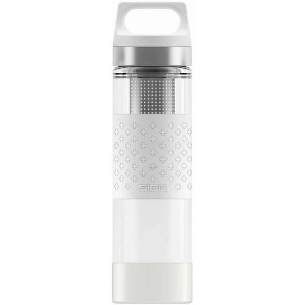 SIGG Thermo Hot & Cold Glass WMB 0.4L wit