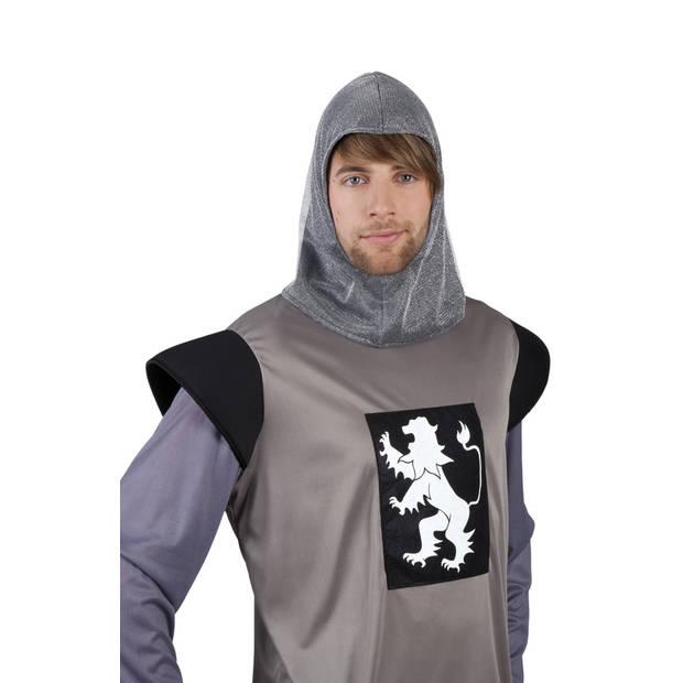 Boland ridderkap heren grijs