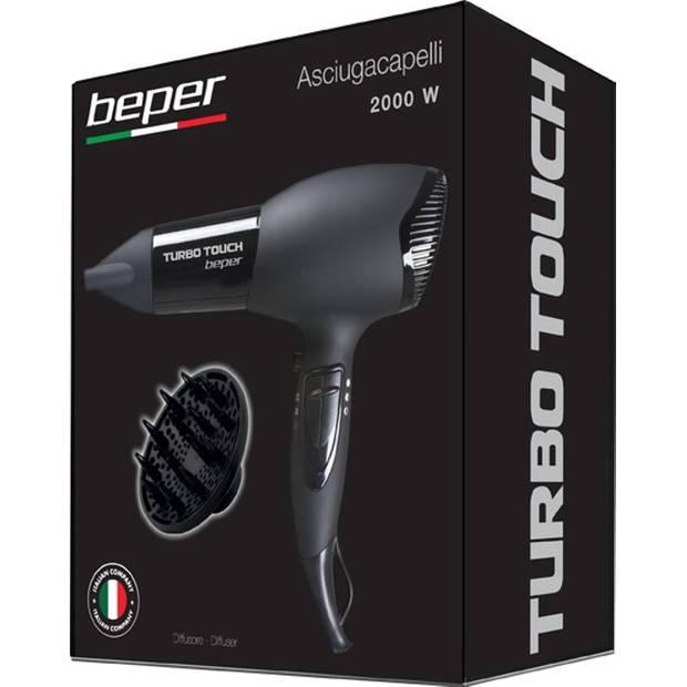 Beper Italia 40.979 - krachtige haarfohn 2000W met difuser