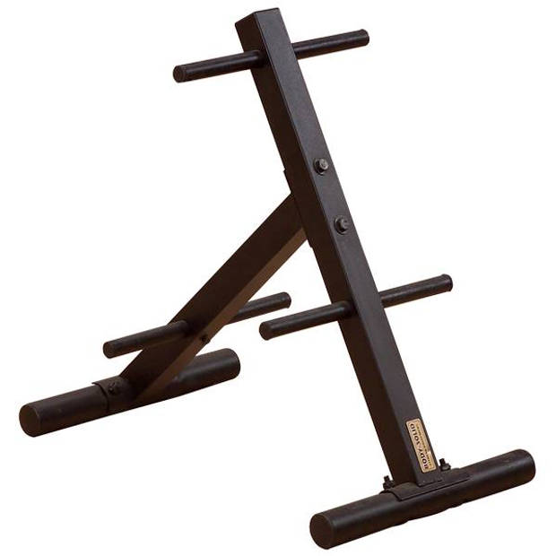 Body-Solid Standard Plate Tree SWT14