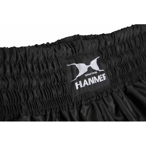 Hammer BOKSBROEKJE - Zwart - Polyester - Maat XL - Polyester