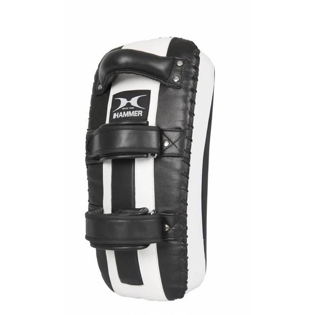 Hammer Boxing Stootkussen Gebogen - Leder - per twee - Leer