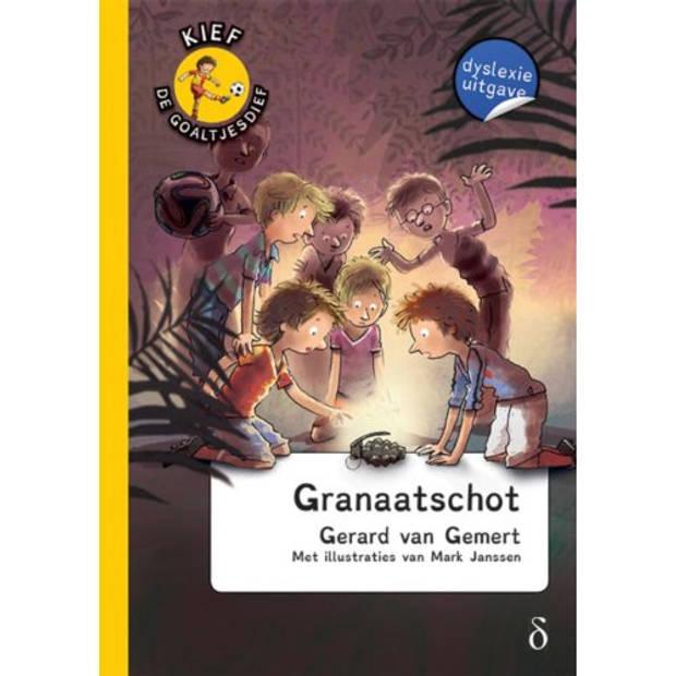 Granaatschot - Kief, De Goaltjesdief