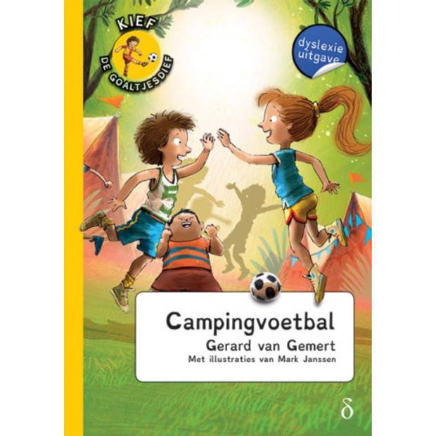 Campingvoetbal - Kief, De Goaltjesdief