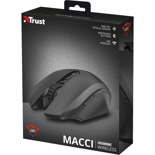 GXT 115 Macci Wireless Gaming Mouse