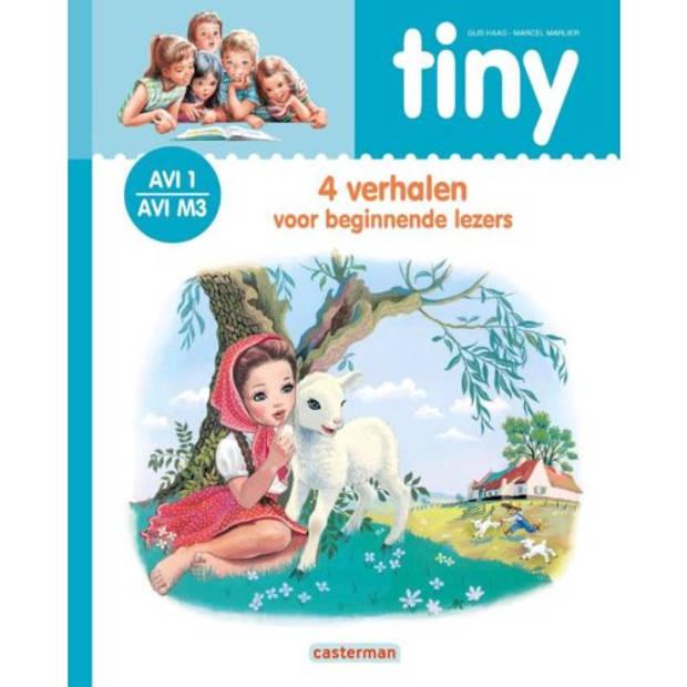 Tiny / Avi 1 - M3 - Tiny Leren Lezen Avi