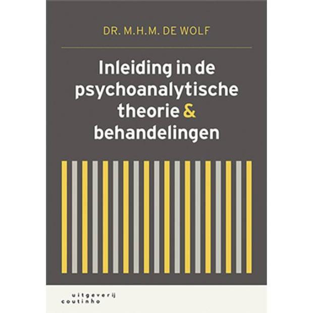 Inleiding in de psychoanalytische theorie &