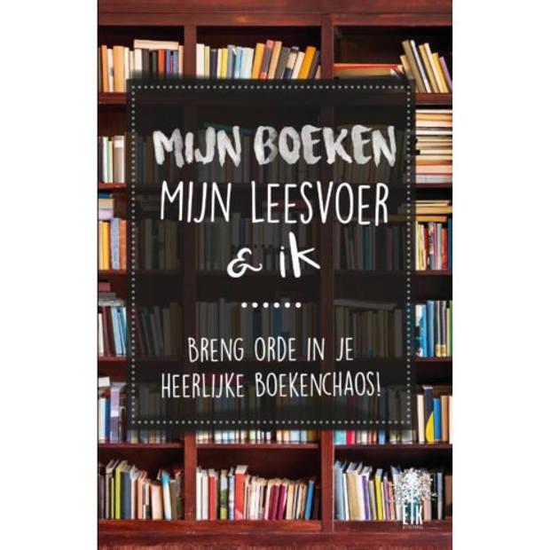 Mijn boeken, mijn leesvoer & ik