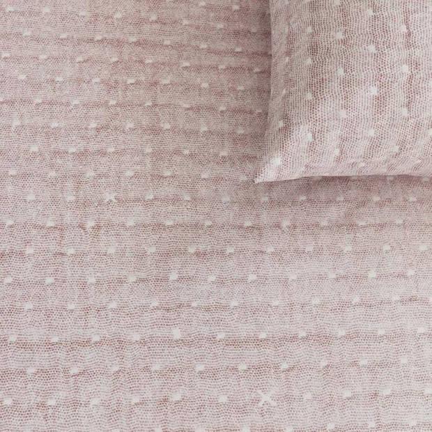 Ariadne at Home Looks dekbedovertrek - 100% katoen - 1-persoons (140x200/220 cm + 1 sloop) - 1 stuk (60x70 cm) - Multi