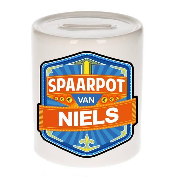 Kinder spaarpot voor Niels - Spaarpotten