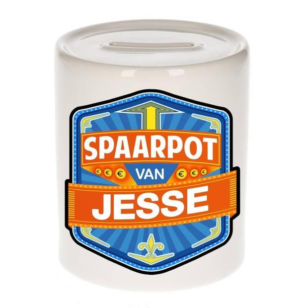 Kinder spaarpot voor Jesse - Spaarpotten