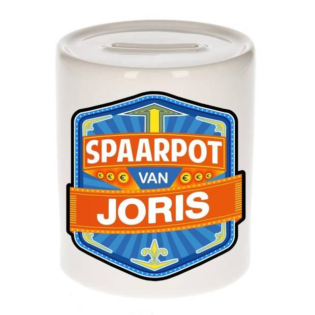 Kinder spaarpot voor Joris - Spaarpotten