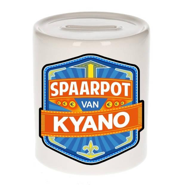 Kinder spaarpot voor Kyano - Spaarpotten