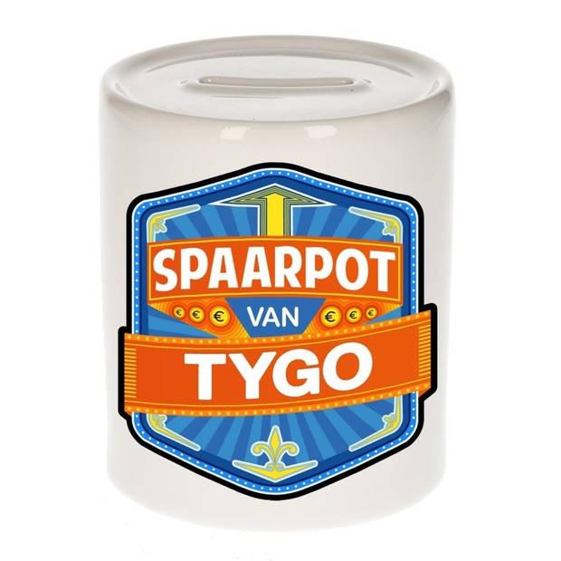 Kinder spaarpot voor Tygo - Spaarpotten