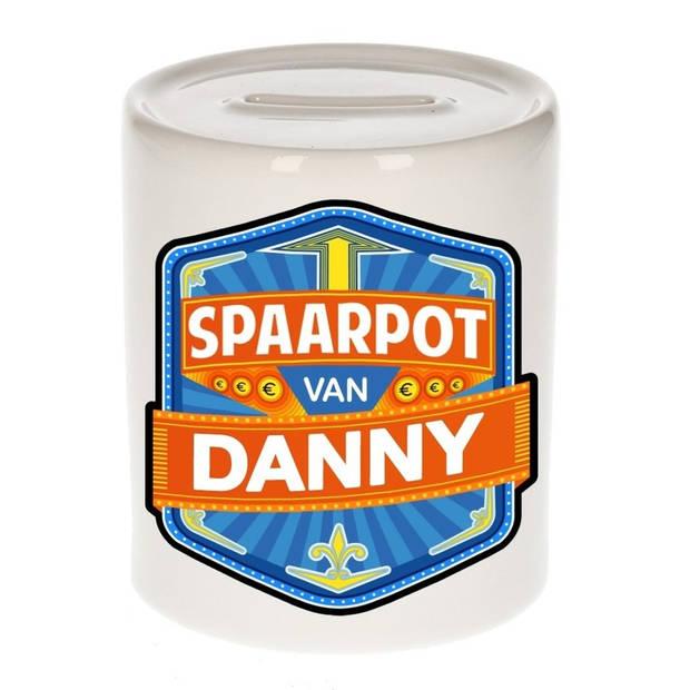 Kinder spaarpot voor Danny - Spaarpotten
