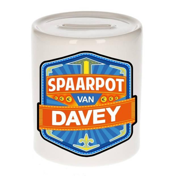 Kinder spaarpot voor Davey - Spaarpotten