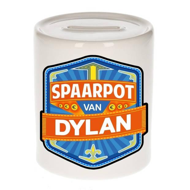 Kinder spaarpot voor Dylan - Spaarpotten