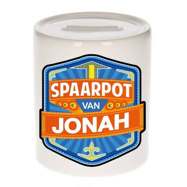 Kinder spaarpot voor Jonah - Spaarpotten